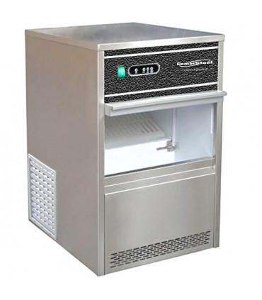 Machine à glaçons professionnelle 26 kg / 24 h refroidissement air - 7476.0150 CombiSteel