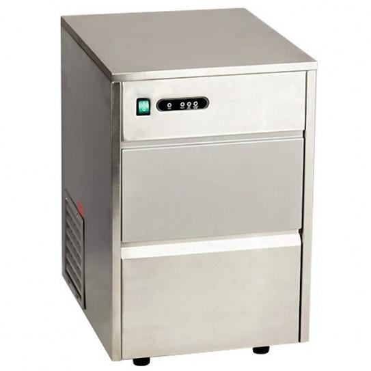 Machine à glaçons professionnelle 26 kg / 24 h refroidissement air - 7476.0150 CombiSteel VDB26