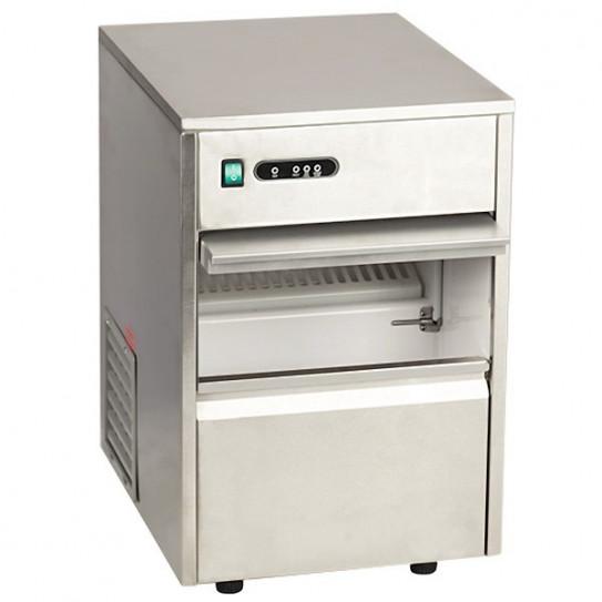 Machine à glaçons professionnelle 26 kg / 24 h refroidissement air - 7476.0150 VDB26 104025