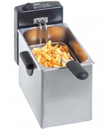 Friteuse électrique 4 litres à poser - Bartscher MINI II A165110