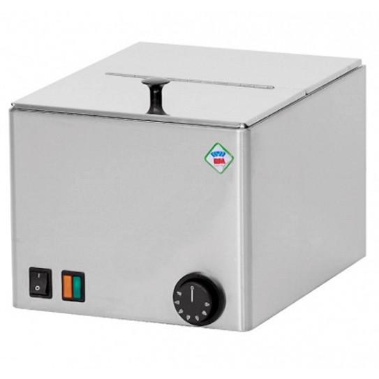 Chauffe saucisses réchauffeur 30 à 90°C 1 kW - WE12 RM GASTRO