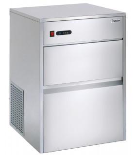 Machine à glaçons professionnelle 35 kg / 24 h refroidissement air - C 40 Bartscher 104040