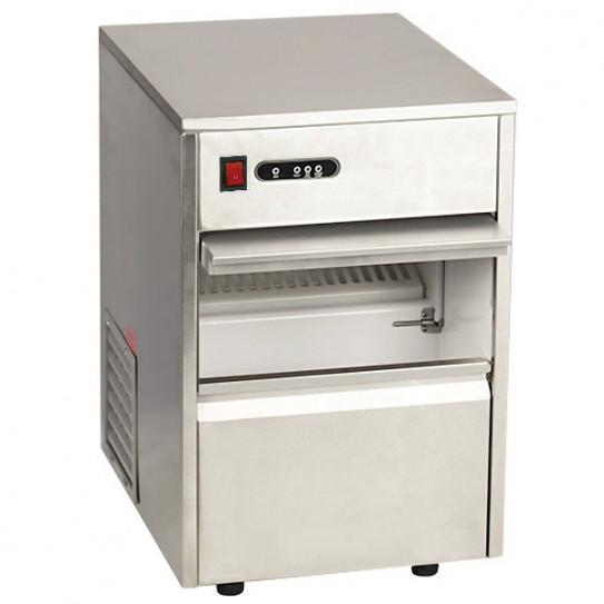 Machine à glaçons professionnelle 35 kg / 24 h refroidissement air - C40 Bartscher 104040
