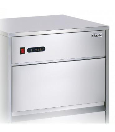 Machine à glaçons professionnelle 35 kg / 24 h refroidissement air détail - C 40 Bartscher 104040