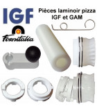Pièces laminoir pizza IGF